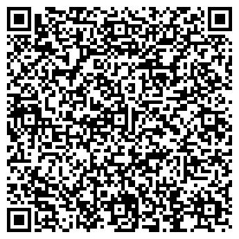 QR-код с контактной информацией организации Barracuda boxing club