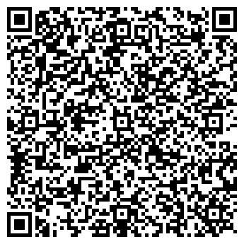 QR-код с контактной информацией организации TransCars