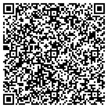 QR-код с контактной информацией организации ФЛП Попова Т.В.