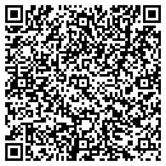 QR-код с контактной информацией организации ТК ТрансРусь