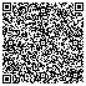 QR-код с контактной информацией организации ИП ЛУСТИНА