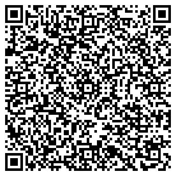 QR-код с контактной информацией организации ИП Муслимин