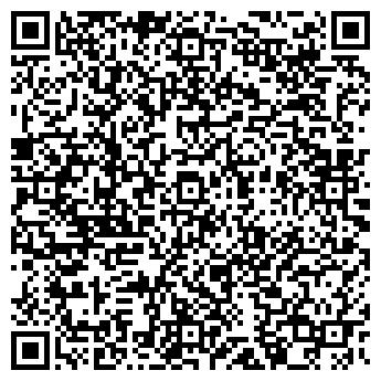 """QR-код с контактной информацией организации ТОО """"IBDC UAIS"""""""