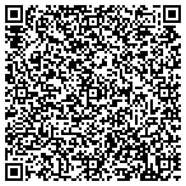 QR-код с контактной информацией организации Вселенная недвижимости