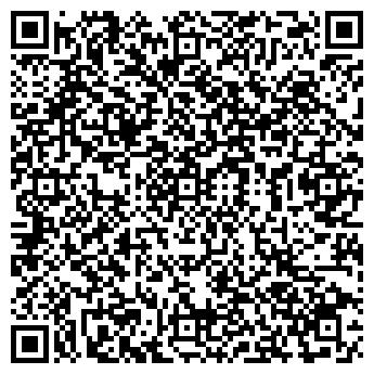 QR-код с контактной информацией организации ИП Кристалл