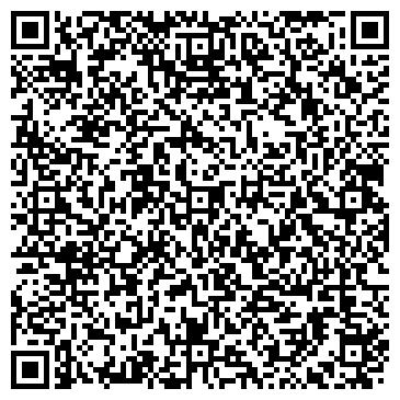 QR-код с контактной информацией организации Художественная роспись стен в Астане