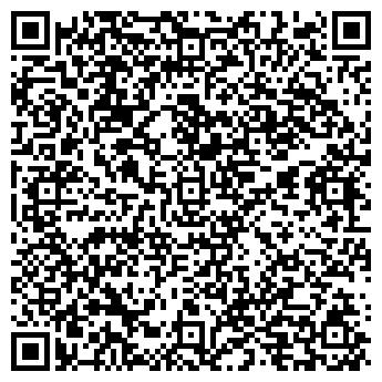QR-код с контактной информацией организации SiteMaker.kz