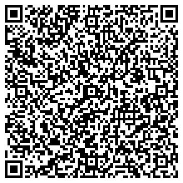 QR-код с контактной информацией организации Тепло в дом