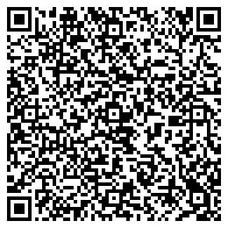 QR-код с контактной информацией организации СТО Гараж