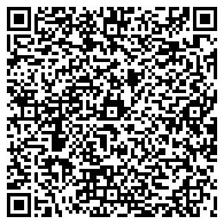 QR-код с контактной информацией организации Avrora