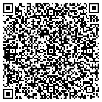 QR-код с контактной информацией организации Fabulous animals