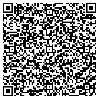 """QR-код с контактной информацией организации Салон красоты """"Жасмин"""""""