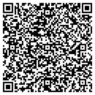 QR-код с контактной информацией организации АО Все грузоперевозки