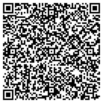 QR-код с контактной информацией организации Институт леса
