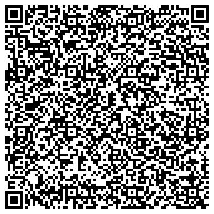 QR-код с контактной информацией организации НИИ организации и механизации шахтного строительства (НИИОМШС), ГП