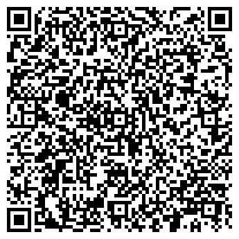 QR-код с контактной информацией организации Планета Гео, ООО