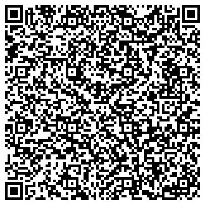 QR-код с контактной информацией организации ЭЛМО (Уральское мотажное управление филиал ), АО