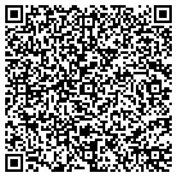 QR-код с контактной информацией организации КонцептХаус, ООО