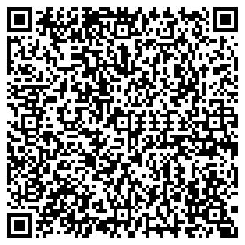 QR-код с контактной информацией организации Интеркарто, УП