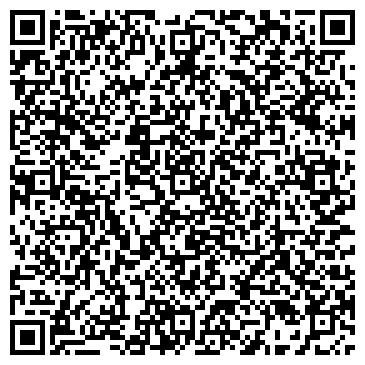 QR-код с контактной информацией организации ИНТЕРАВТОТЕХНИКС, ООО
