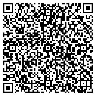 QR-код с контактной информацией организации СТО Фиат ЧП