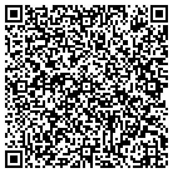 QR-код с контактной информацией организации СТО Радиус, ЧП