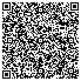 QR-код с контактной информацией организации Прудов, ЧП