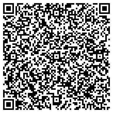 QR-код с контактной информацией организации Бучард, ООО