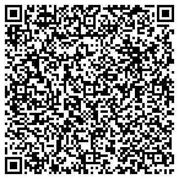 QR-код с контактной информацией организации ООО «Рельсы Шпалы»