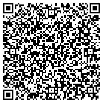 QR-код с контактной информацией организации Плазма, ООО