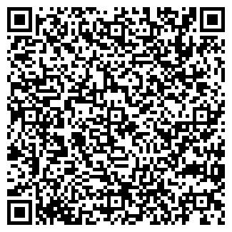 QR-код с контактной информацией организации Мотолодки, ООО