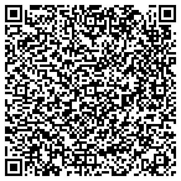 QR-код с контактной информацией организации Будмонтажпроект, ОДО