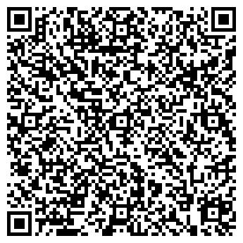 QR-код с контактной информацией организации ООО Фарадей