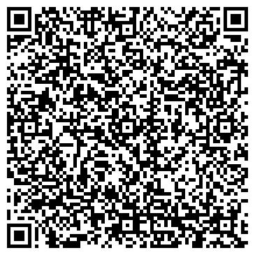 QR-код с контактной информацией организации Магазин «Клевая рыбалка»