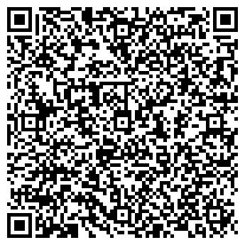 QR-код с контактной информацией организации Укртракс, ЧАО