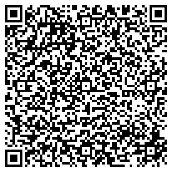 QR-код с контактной информацией организации Клинок, ЧП