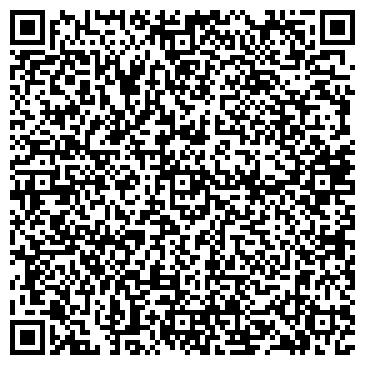 QR-код с контактной информацией организации Акрополис, ЧПТП