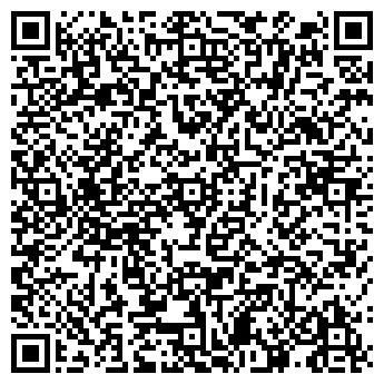 QR-код с контактной информацией организации Декофенс, ЧП