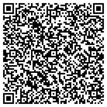 QR-код с контактной информацией организации Металлик, магазин