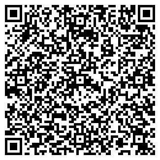 QR-код с контактной информацией организации Метеорит, ЧП