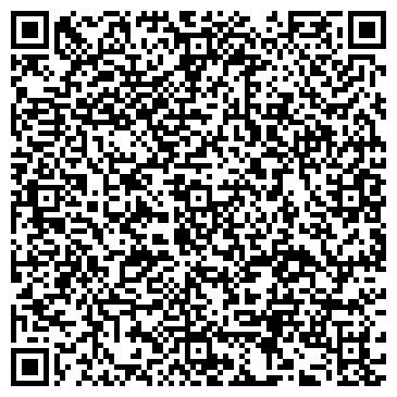 QR-код с контактной информацией организации НПО Форт МВД Украины, КП