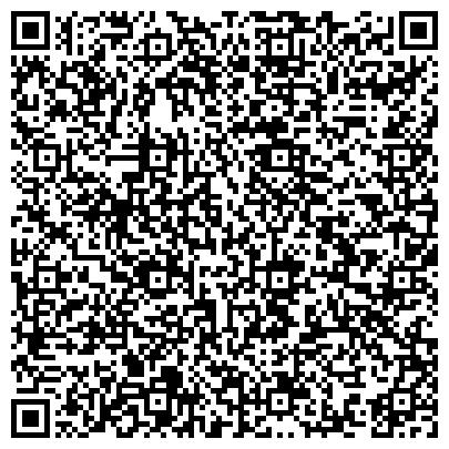 QR-код с контактной информацией организации Балхашский завод обработки цветных металлов (ЗОЦМ), АО