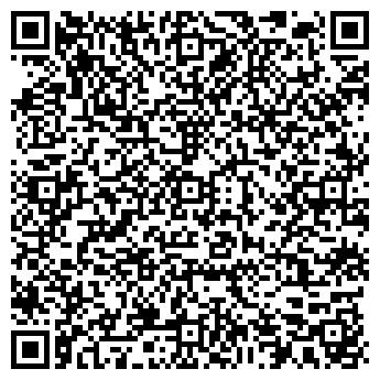 QR-код с контактной информацией организации Аэлита, КРИСП