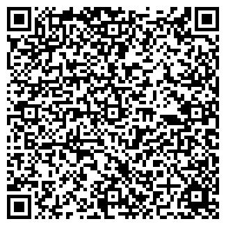 QR-код с контактной информацией организации Блесk