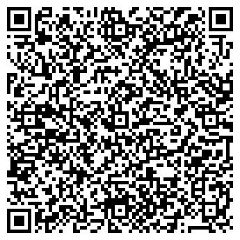 QR-код с контактной информацией организации Союз дизайнеров, ОМОА