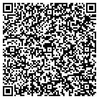 QR-код с контактной информацией организации Окраска-механизм