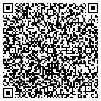 QR-код с контактной информацией организации Сакура Т, ДП