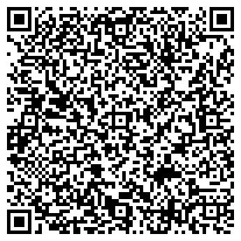 QR-код с контактной информацией организации СТО Дакар, ЧП