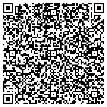 QR-код с контактной информацией организации Кинетик, ЧП