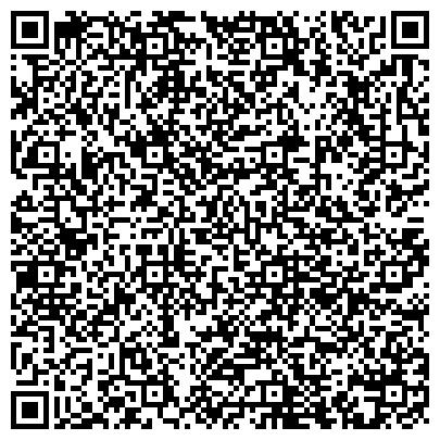 QR-код с контактной информацией организации Втормет, АОЗТ Донецкий литейно-механический завод